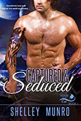 Captured & Seduced: A Shifter Romance (House of the Cat Book 1)