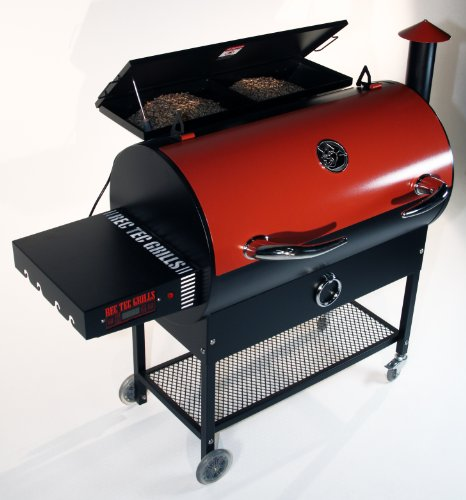 REC TEC Wood Pellet Grill - Featuring Smart Grill TechnologyTM
