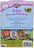 Sofia the First Sofia's Princess Adventures: Board Book Boxed Set