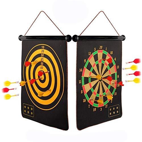 Themoemoe Magnetic Dart Board Sets- 15