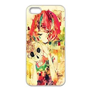 Fashion Case C-Y-F-CASE DIY Design Colourful World Pattern WBf4ZdhOZdd cell phone case cover For iPhone 4s,4s