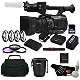 Panasonic AG-UX90 4K/HD Professional Camcorder Professional Bundle - International Version (No Warranty)