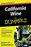 Search : California Wine For Dummies