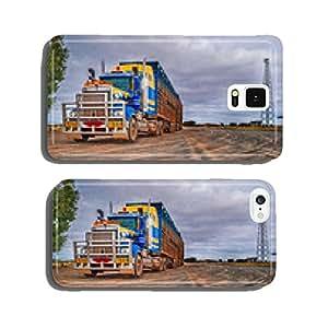 Road train, Australia cell phone cover case Samsung S6