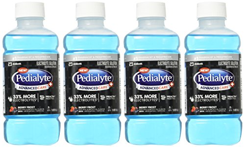 Review Pedialyte AdvancedCare+ Electrolyte Drink