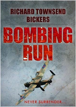 book cover of Bombing Run