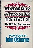 Four Plays, John Osborne, 0396066593