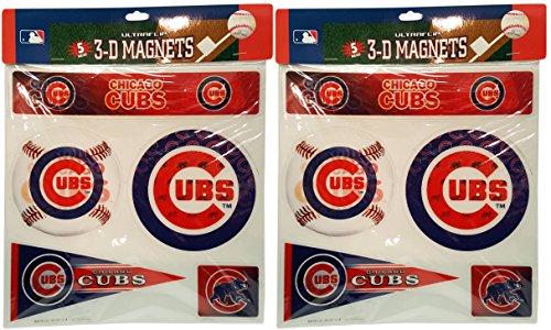 Chicago Cubs 2 Piece Car - 8
