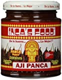 Inca's Food Aji Panca Pepper Paste Peruvian 15.7 Oz