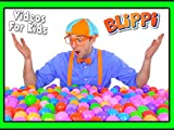 #1: The Indoor Playground with Blippi - Learn Colors and more