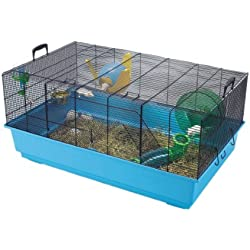 Lixit Animal Care Savic Mickey 2 Mice and Swarf Hamster Cage, X-Large
