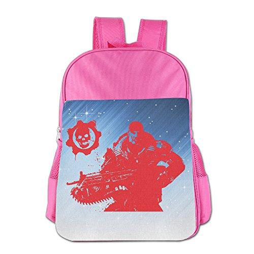 Price comparison product image FUOALF Gears Of War 4 Kids Children Boys Girls Shoulder Bag School Backpack Bags