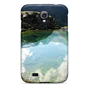 SWOlD9218ufxkB Case Cover Protector For Galaxy S4 Nature Reflections Case