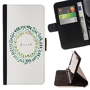 Jordan Colourful Shop - FOR Samsung Galaxy S6 - money doesn??t buy class - Leather Case Absorci¨®n cubierta de la caja de alto impacto