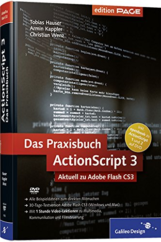 ActionScript 3 – Das Praxisbuch (Galileo Design)