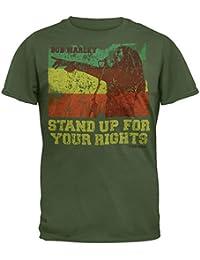Bob Marley - Rights Soft T-Shirt
