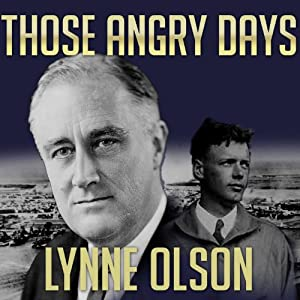 Those Angry Days Audiobook