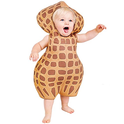 [Baby Peanut Halloween Costume (Size:12-18 Months)] (Original Toddler Halloween Costumes)