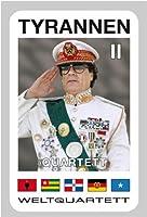 Tyrannen 2 Quartett Diktatoren Quartett Kartenspiel