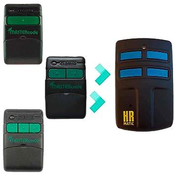 HR Multi 2 Garage Universal Remote Control for 95/% Garage Controls