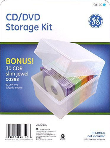 GE 98140 DVD Slim Box