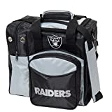 KR Strikeforce Oakland Raiders Single Bowling Bag, Multicolor Review