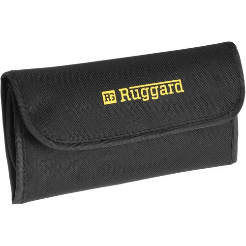 Ruggard Six Pocket Filter Pouch (Up to 82mm)(6 Pack) by Unknown