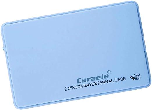 KESOTO 外付け ハードドライブ 2TB/1TB/500GB 2.5インチ HDDエンクロージャー USB3.0 高速 - 2T