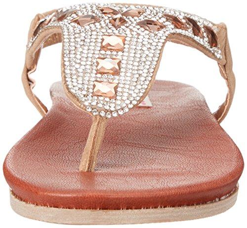 Dolce by Mojo Moxy Women's Mojito Dress Sandal Gold hYFcx0d3oF