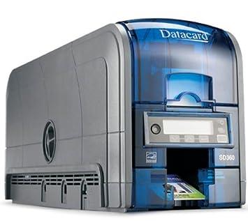 Datacard SD360 506339-001 - Impresora de Tarjetas plásticas ...