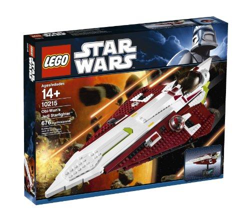 LEGO® Star Wars Obi-Wan's Jedi Starfighter (10215) (Lego Star Wars Collector Series)