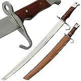 world war 2 bayonet - Arisaka Type 30 Full Tang World War II Japanese Bayonet Saber