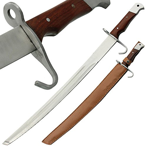 Tang World War II Japanese Bayonet Saber (Sword Bayonet)