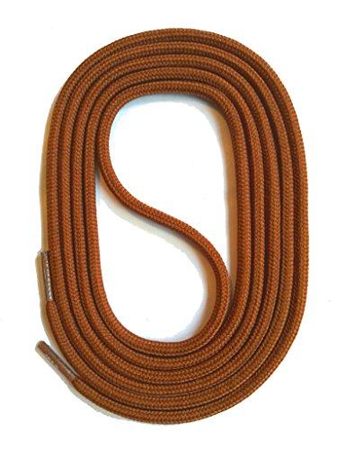 Mm 4 Per Rotondi 2 Lacci Colorate Snors Lunghezze 26 Marrone 3 Stringhe Scarpe Colorati Colori zHwqX