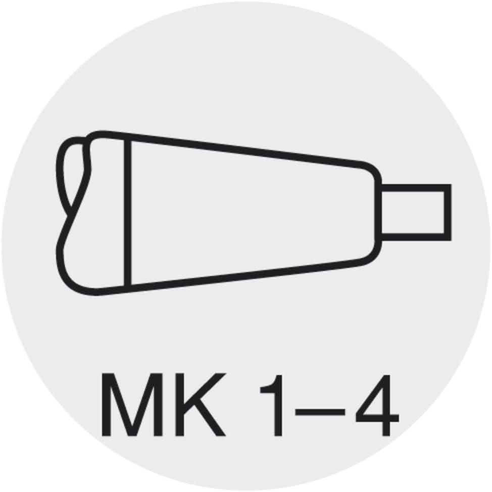 Forum 4317784808163 Spiralbohrer D345N HSS rollg.15,50mm MK