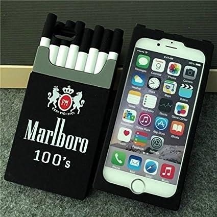 Cover Me - iPhone 6 / iPhone 6s - Marlboro 100's: Amazon in