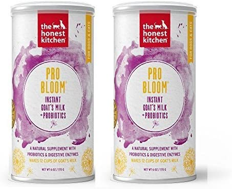 Honest Kitchen The Pro Bloom Dehydrated Instant Goat's Milk with Probiotics