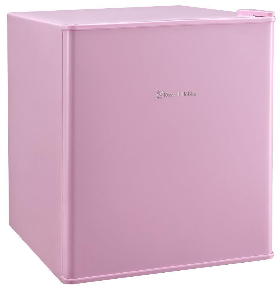 russell hobbs rhttf2pp table top larder fridge pastel pink. Black Bedroom Furniture Sets. Home Design Ideas