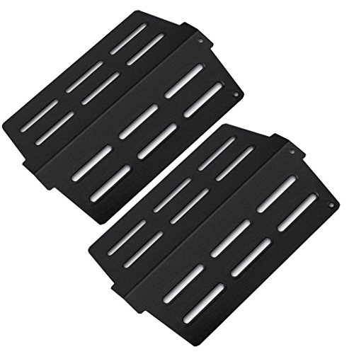 Best Deals! Grillflame Porcelain Enamel Flavorizer Bars (2-pack) for Weber Genesis 300 Series 2011 &...