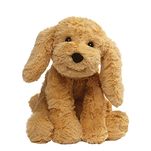 GUND Cozys Collection Puppy Dog Stuffed Animal Plush, Tan, 8