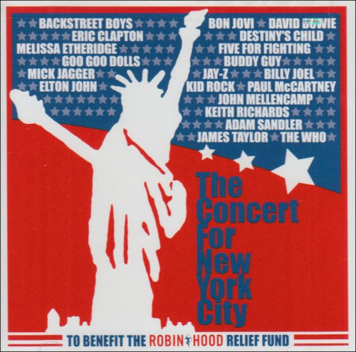 The Concert for New York by Sony