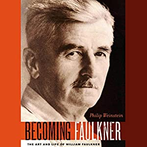 Becoming Faulkner Audiobook