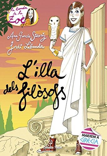 L illa dels filsofs: LA BANDA DE LA ZO 14 (Catalan Edition)