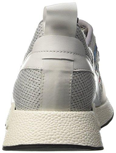 Barracuda Bd0723, Sneaker a Collo Basso Donna Bianco (47d)