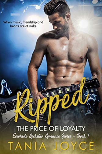 RIPPED Loyalty Everhide Rockstar Romance ebook product image