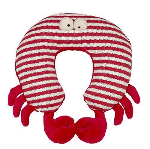 Maison Chic Travel Pillow Skipper the Crab [並行輸入品]   B078BP9F78