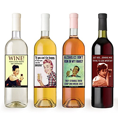 wine bottle labels - 6