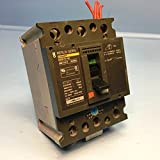 Merlin Gerin NEHL36050M05 50A Compact Circuit Breaker MCP 50 Amp NSE75 HC 600V