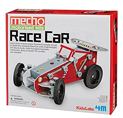 4M KidzLabs Claw Bot Mecho Motorized Kit