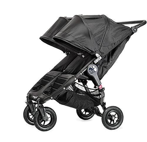 Baby Jogger 2014 City Mini Gt Double Stroller Black